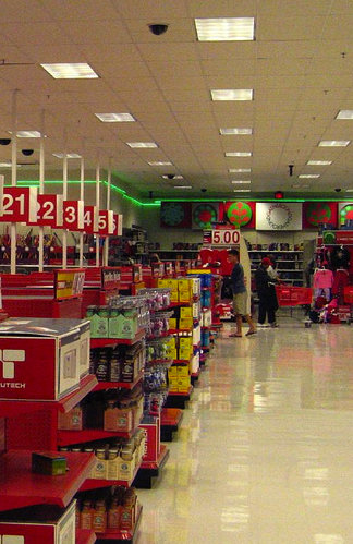 Is Target Shaving Workers' Hours So It Doesn't Have To Insure Them?