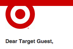 Non-Target Customers Wondering How Target Got Contact Info To Send Email About Hack