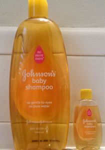 Johnson & Johnson Reformulates Shampoo, Because Babies Don't Need Formaldehyde In Their Baths