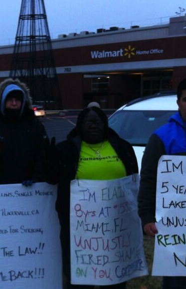 NLRB Files Complaint Against Walmart For Alleged Retaliations Against Workers