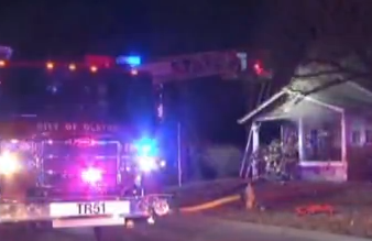 Man Runs Into Burning Home To Rescue Xbox