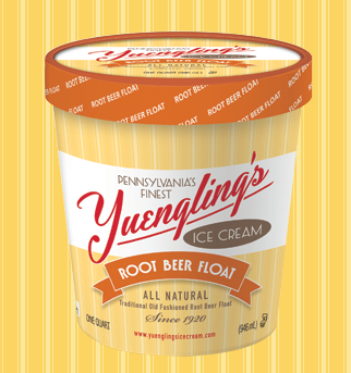 Yes, There Is A Yuengling Ice Cream; But No, It Will Not Give You A Boozy Buzz