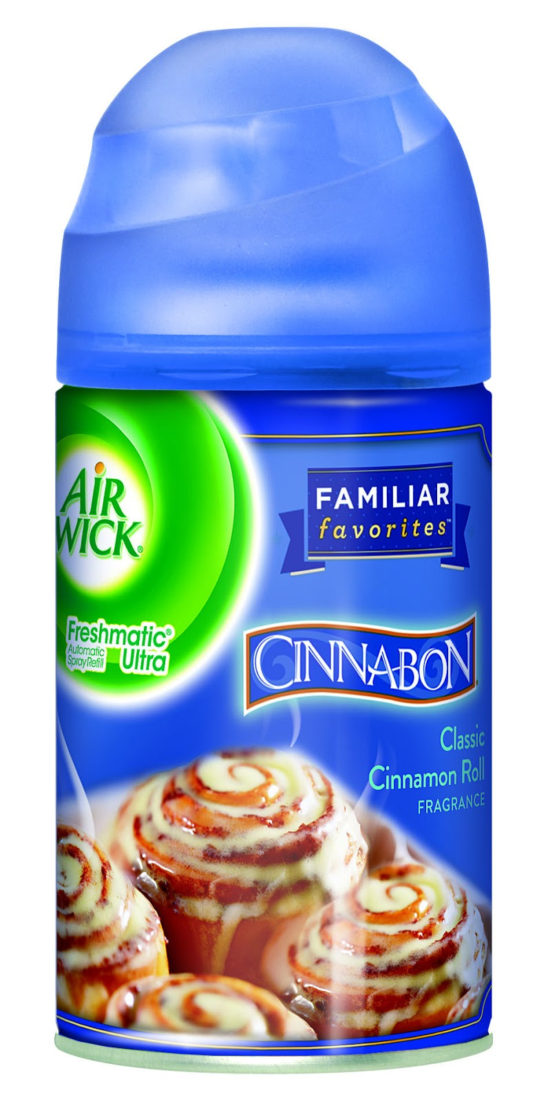 Cinnamon Essence With No Calories: Behold The Cinnabon Air Freshener