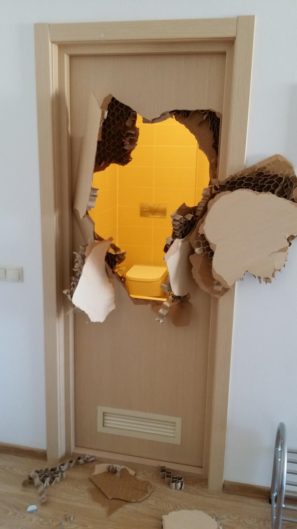 Busting Through Broken Doors, Empty Elevator Shafts: Sochi Bobsledders Had A Tough Weekend
