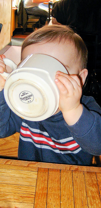 Forget Energy Drinks — New Study Says Kids Are Downing More Coffee Than Before