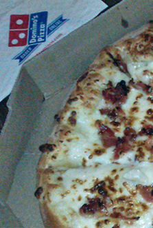 Man Claims He Was Burned Having Relations With A Pizza, Domino's Responds Perfectly