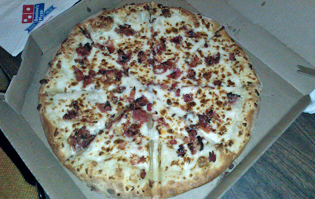 Man Claims He Was Burned Having Relations With A Pizza