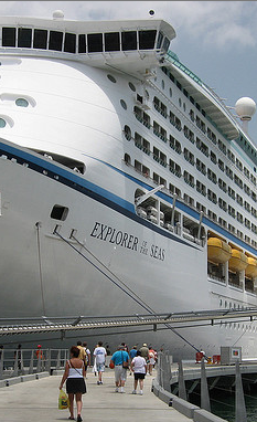 CDC: Bug That Hit Cruise Ship Is A Newer Strain Wreaking Havoc On Stomachs Everywhere