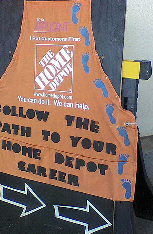 Home Depot Employees Arrested For Stealing Personal Information Of 300 Co-Workers