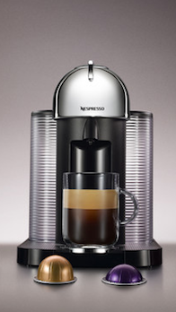 Now In Nespresso News: Another Day, Another Single-Cup Brewing System Makes Its Debut
