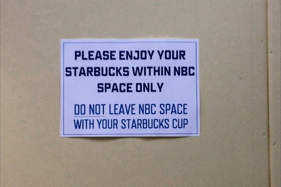 There's A Secret Sochi Starbucks For NBC Staff Only, And It's On Lockdown