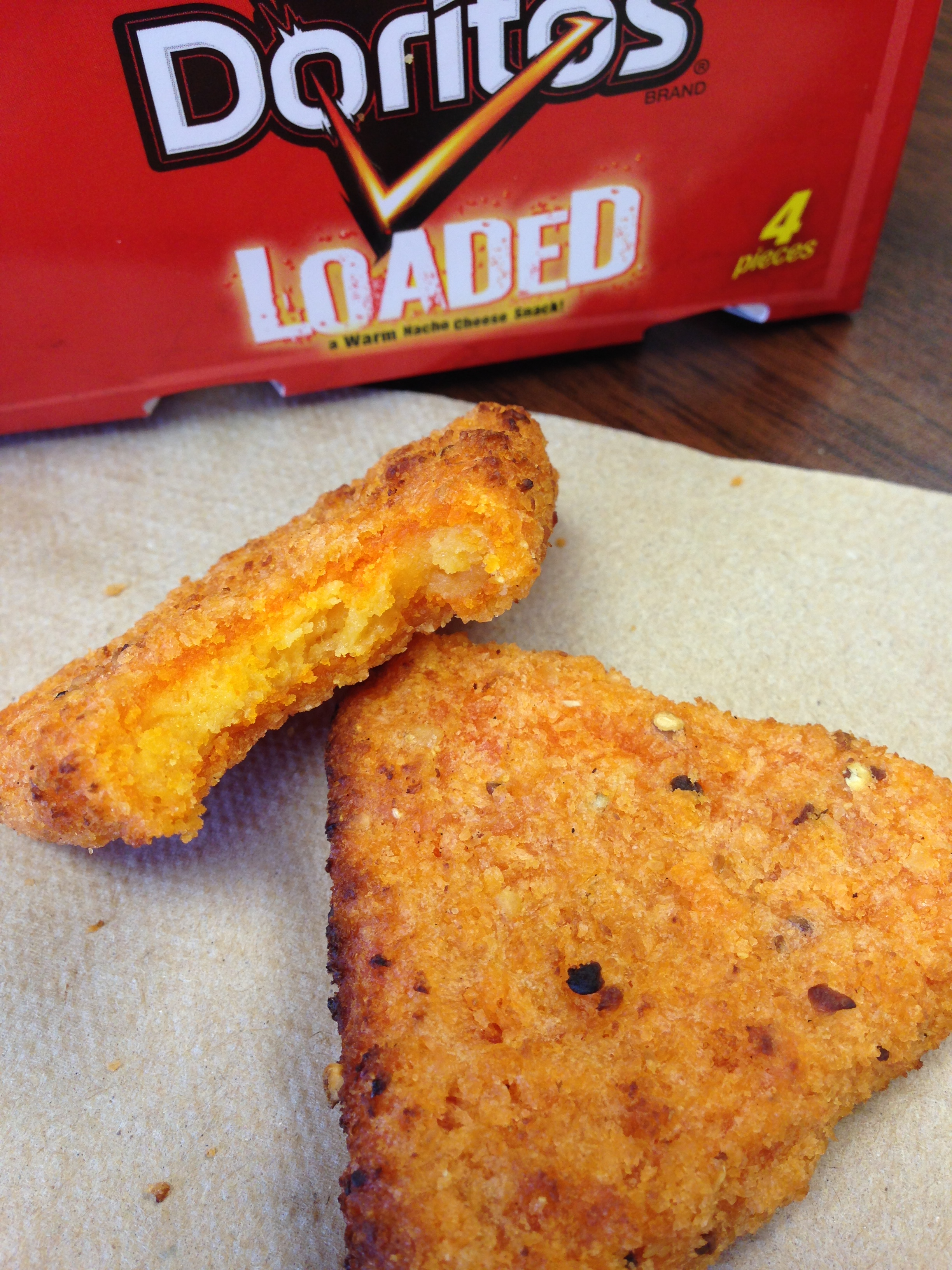 The Doritos Loaded Taste Test: Where Cheese Sticks And Doritos Go To Die