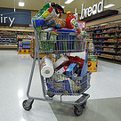 Do Super-Sized Shopping Carts Equal Super-Sized Bills?
