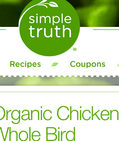 "Kroger Sued Over Labeling Of ""Simple Truth"" Chicken"