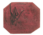 Complete Your Childhood Collection With Really Expensive 19th Century 1-Cent Stamp