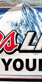 Yes, The Coors Light Mountains Really Exist (And No, That's Not Their Real Name)