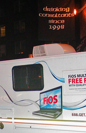 Don't Count On Verizon FiOS Coming To Your Town Anytime Soon