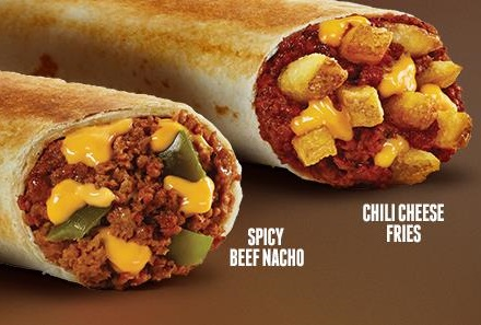 Taco Bell Wraps Chili Cheese Fries Up In A Tortilla, Calls It Delicious in Canada
