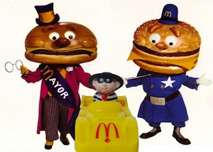 Hamburglars Rob McDonald's, Caught After Crashing Into Mayor