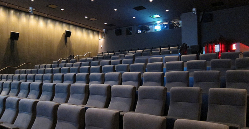 Regal comidy movie theater