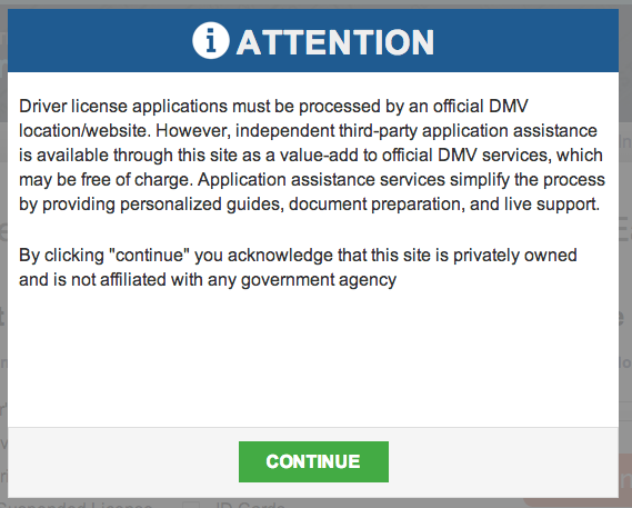 Driver-Licenses org Is Not Where You Renew Your Driver