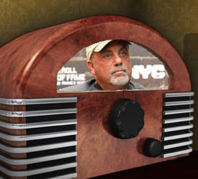 Don't Like 24/7 Billy Joel? SiriusXM Can Just Suspend Your Service