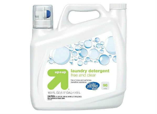 Consumer Reports Talks To Target, Cleans Up Detergent Label