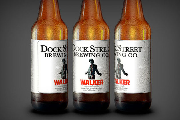 (Dock Street Brewing Co.)