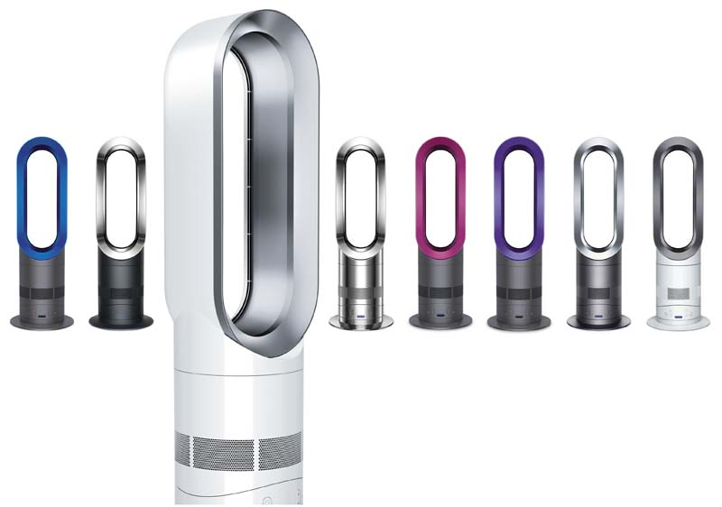 Dyson Bladeless Heaters Recalled Because A Fire Is Too Much Heat