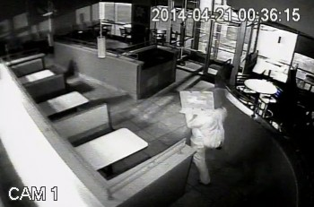 "Let's Play ""Guess Why This Person Broke Into Restaurant While Wearing A Box On Their Head"""