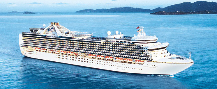 "Cruise Ship Earns Nickname ""Pandemic Princess,"" Cancels Next Trip For Mechanical Reasons"