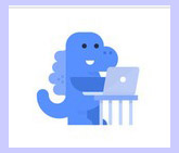 Kindly Dinosaur Nags Facebook Users To Check Their Privacy Settings