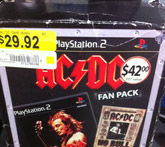 Raiders Of The Lost Walmart Find Great Deal On AC/DC Rock Band Tunes For PS2