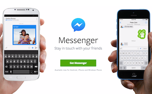 Want To Send Facebook Messages On A Mobile Device? You'll Need A Separate App For That