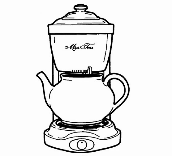 Awesome But Discontinued Appliances: Mrs. Tea