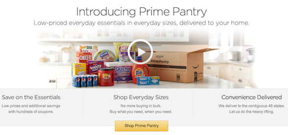Who Will And Won't Be Interested In Amazon Prime Pantry