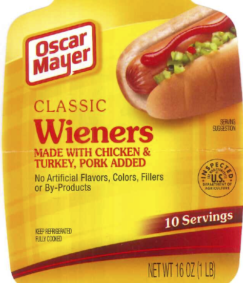 Kraft Recalls 96K Pounds Of Oscar Mayer Hot Dogs Because You Shouldn't Be Surprised By Cheese Filling