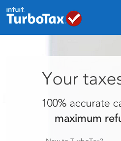 Intuit/TurboTax Using Non-Profits, Religious Leaders In Push Against Pre-Filled Tax Forms