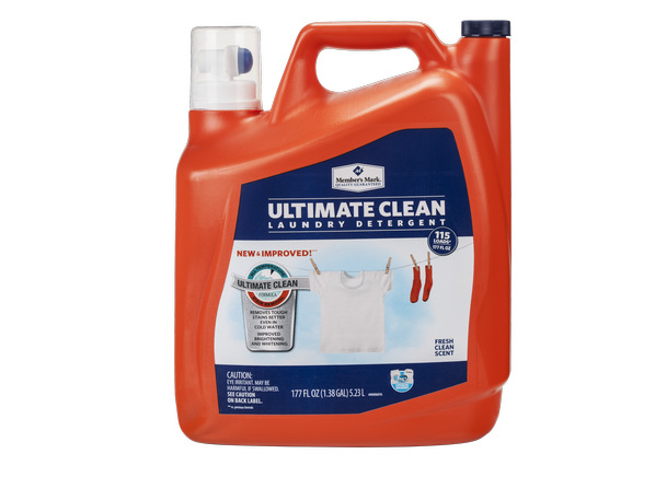 Top Laundry Detergents At Medium Prices Available At Warehouse Clubs