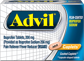 Does Film-Coated Advil Really Work Faster?