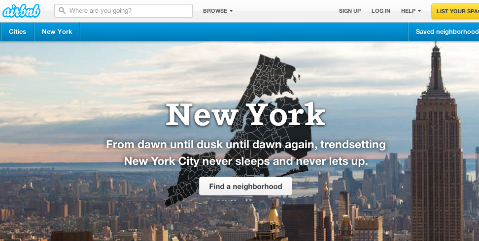 New York State Dismissed From Vacation Rental Lawsuit; NYC And Airbnb To Settle Soon