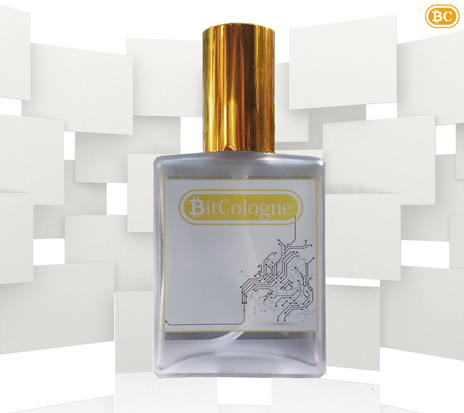 What Does A Bitcoin Smell Like? Who Knows, But Now Bitcologne Exists