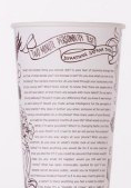 Chipotle Bags, Cups Now Come With Original Musings By Literary Minds Printed On Them