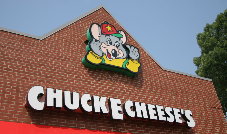 Chuck E. Cheese's Tests Oculus Rift Virtual Ticket-Grabbing Experience