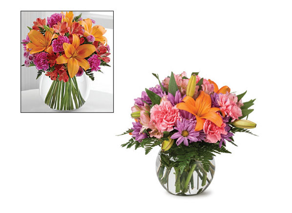 In National Florist Tournament, FTD's Tiny Bouquets Win Slightly