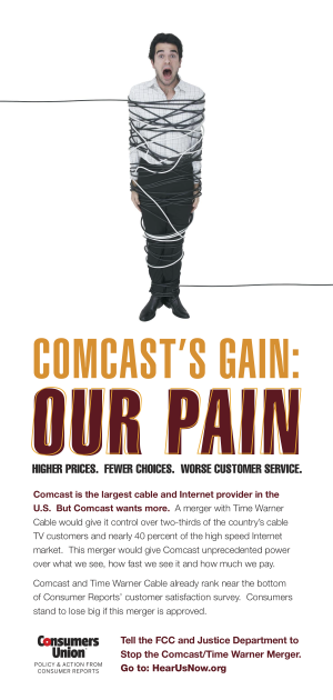 Click image to see the full-page ad Consumers Union took out in the Philadelphia Inquirer and other papers.
