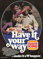 "Customers Can No Longer ""Have It Your Way"" At Burger King; Company Ditches Longtime Slogan"