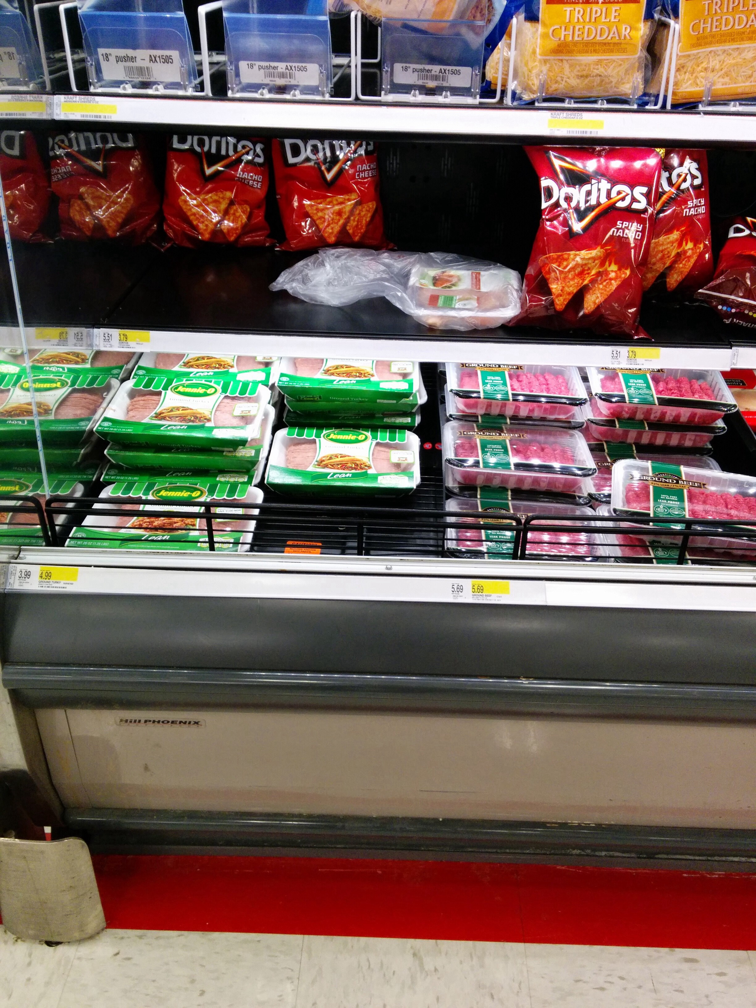 Target Is Refrigerating Their Doritos For Some Reason