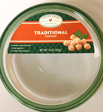 Hummus Sold At Target, Trader Joe's, Giant Eagle Recalled For Potential Listeria Contamination