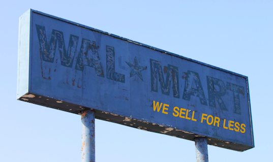 Portland Will No Longer Invest In Walmart
